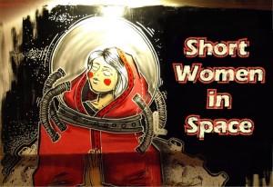 Short Women in Space