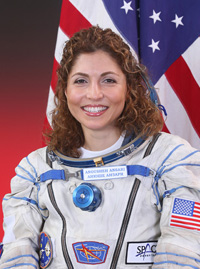 Anousheh Ansari First female space tourist