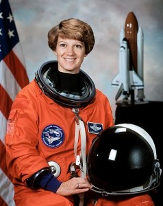 Eileen Collins First female shuttle pilot and shuttle commander