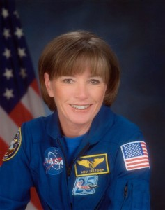 Anna Lee Fisher, First Mother in Space