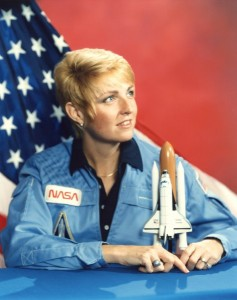 Millie Hughes-Fulford First female payload specialist